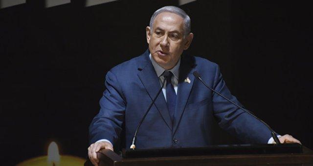 Le Premier ministre israélien Benjamin Netanyahou