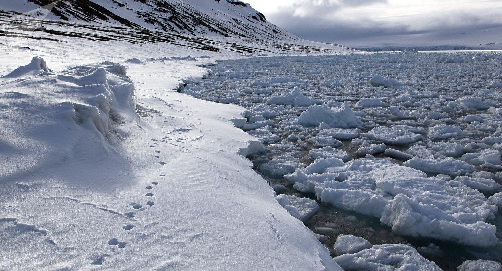 L'émergence de nouvelles îles dans l'Arctique trouve son explication