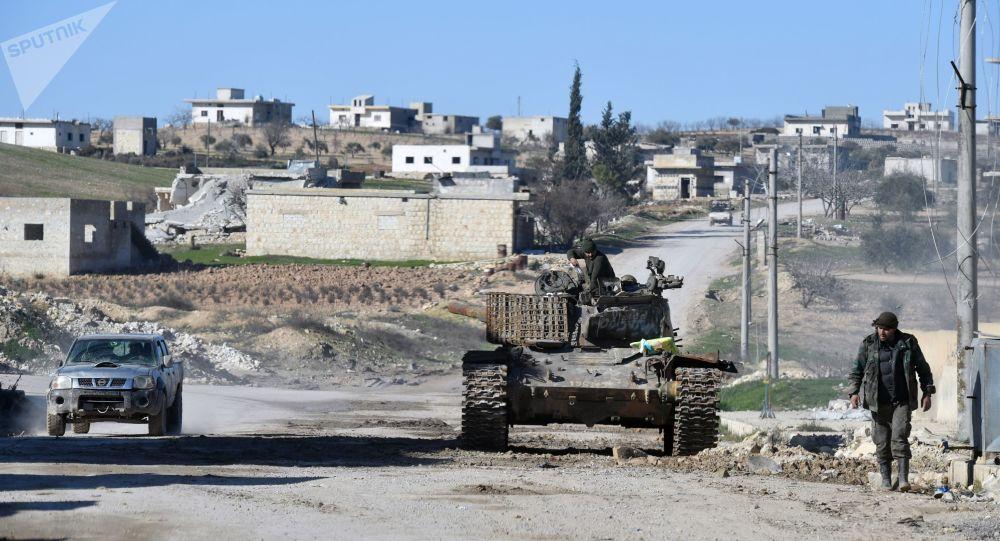 Défense russe: al-Nosra a tenté de percer des positions syriennes, des pertes parmi les militaires