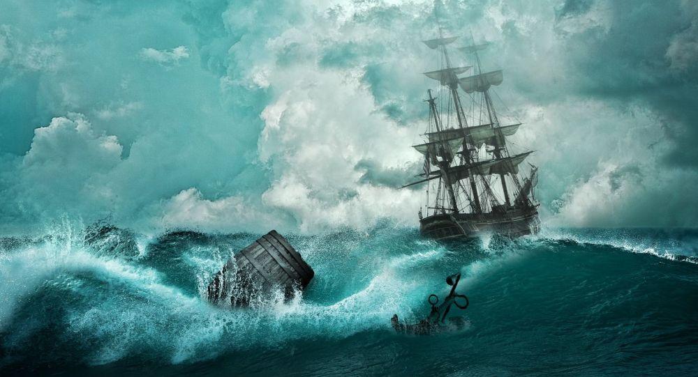 L'épave d'un bateau qui a sombré il y a environ 200 ans intrigue au Mexique - photos