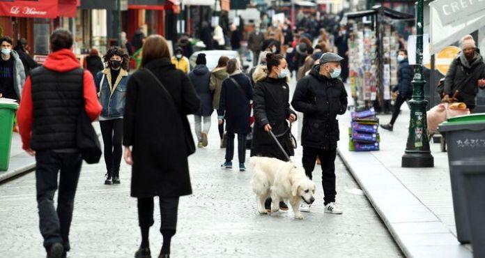 Une rue de Paris (photo d'archive)