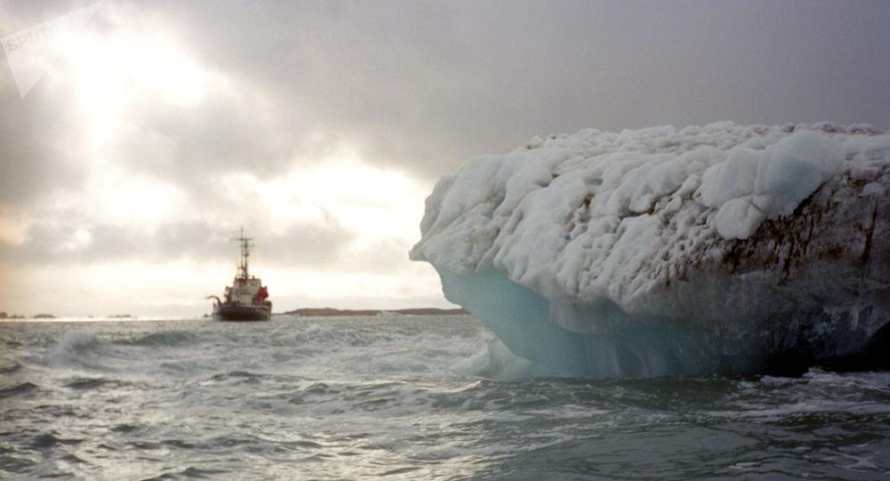 Arctique: record de chaleur dans le Svalbard norvégien