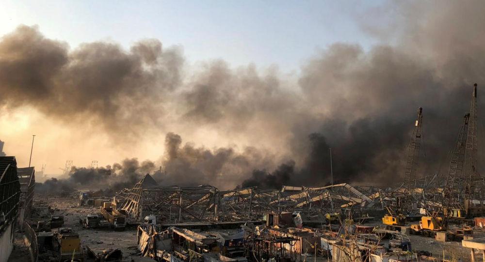 Explosions à Beyrouth: Moscou envoie au Liban un hôpital mobile et des médecins