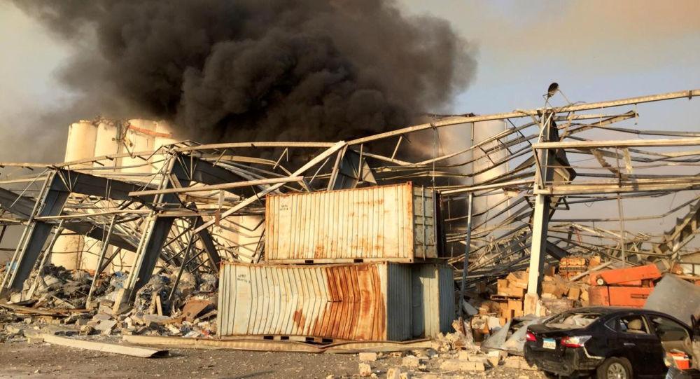 Au lendemain des meurtrières explosions à Beyrouth