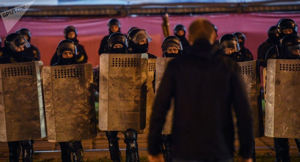 Loukachenko accuse la République tchèque d'orchestrer les émeutes après les élections