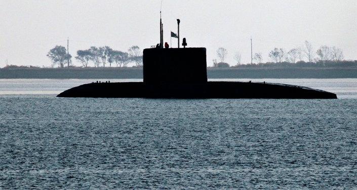 sous-marin du projet 636