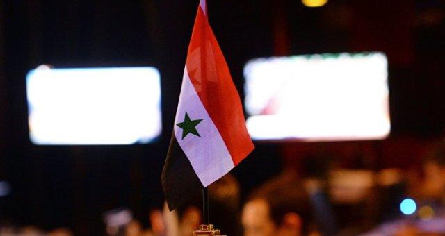 Drapeau de Syrie