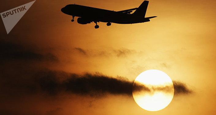 Un avion atterrit en urgence à cause d'un incident rarissime (image d'illustration)
