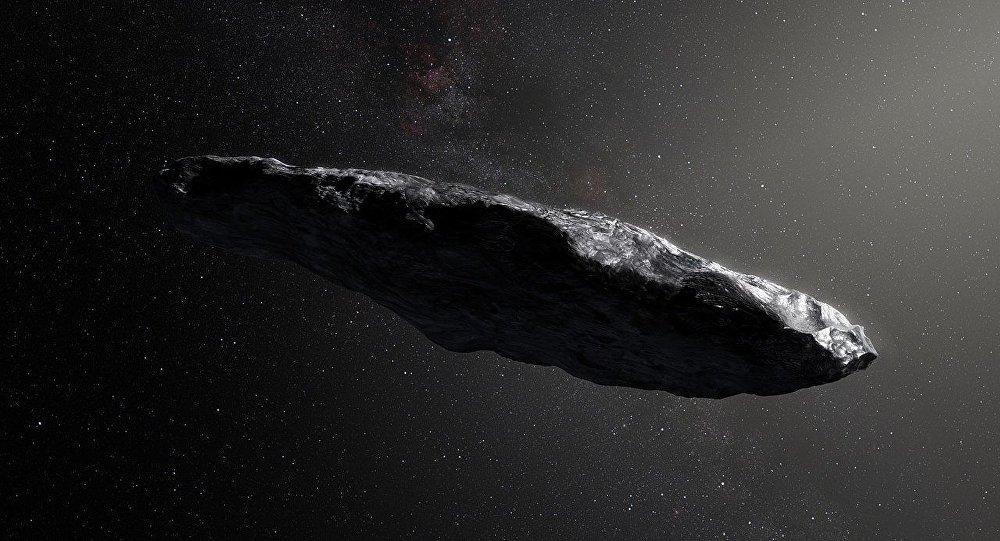 Le mystérieux visiteur interstellaire était un «iceberg à hydrogène moléculaire»