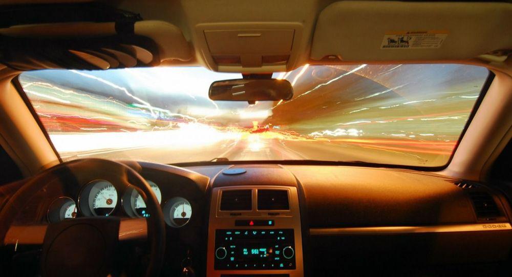 Un automobiliste en tongs et avec un permis probatoire flashé à 202km/h sur une route départementale