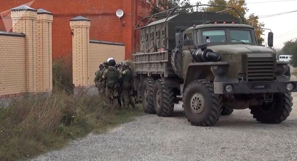 Le Comité antiterroriste annonce la liquidation de deux criminels préparant des attentats dans le Caucase russe
