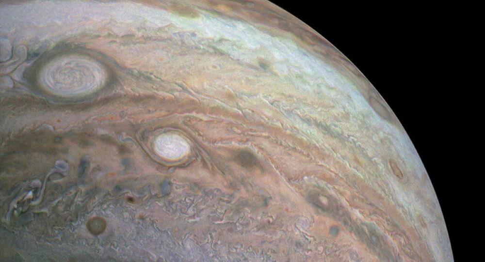 Les nouvelles de l'espace en photos, mai 2020