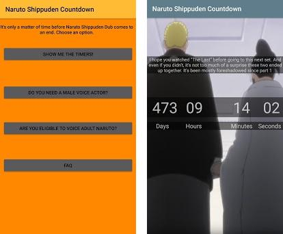 Naruto Shippuden Countdown(DUB) 1 04 apk download for
