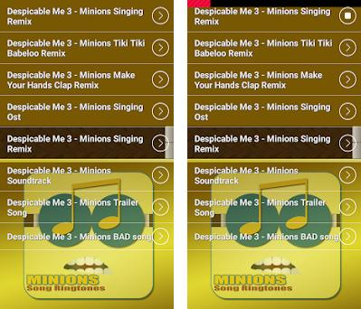 Minion Ringtones On Windows Pc Download Free 1 0 Com Bulti Theminionsongs My flesh is searchin' for your worst and best, don't ever deny i'm like a stranger, gimme but you don't even know i can make your hands clap said i can make your hands clap. apps on windows