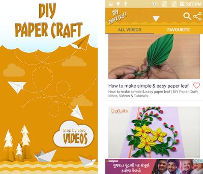 Diy Paper Craft Step By Step Videos On Windows Pc Download Free