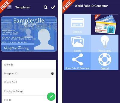 Fake ID Generator on Windows PC Download Free - 1 0 - com