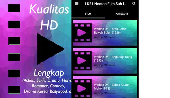 LK21 Nonton Film Gratis - Sub Indo 1 0 2 apk download for Android