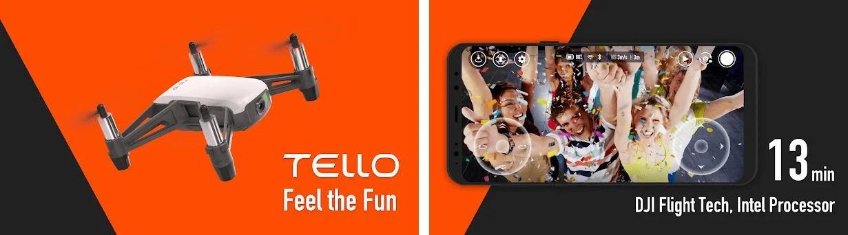 Tello 1 3 0 0 apk download for Android • com ryzerobotics tello