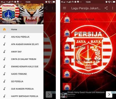 Lagu Persija Jakarta 2019 8 2 Apk Download For Android Com
