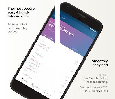 Lumi Bitcoin Wallet  Bitcoin, Ethereum,ERC20, EOS 2 7 1 apk