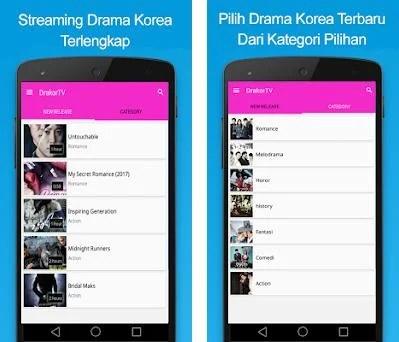 drakor TV Korean Drama Movies Streaming on Windows PC
