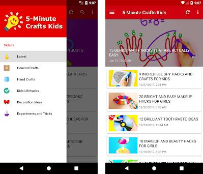 5 Minute Crafts Kids 1 1 Apk Download For Android Com Sherdle