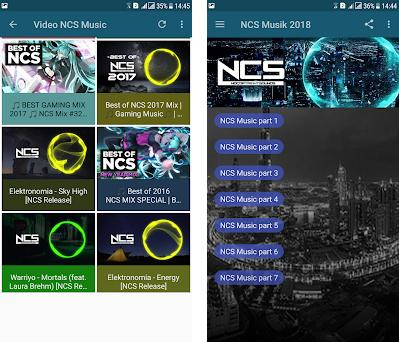 NCS Music Player on Windows PC Download Free - 1 0 - godzillaapps