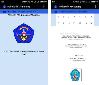 Panduan KPA 2 0 apk download for Android • com thunkable