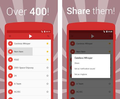 ▷ More Instant Buttons 1 0 apk download for Android • soundboard