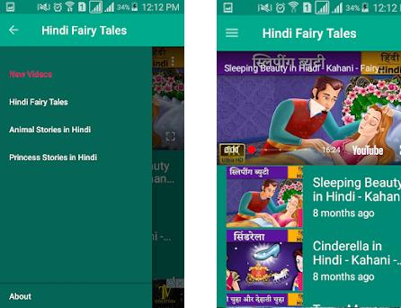 Fairy Tales in Hindi 1 0 0 apk download for Android • com