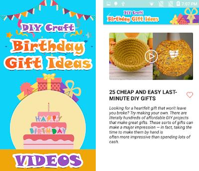 Diy Craft Birthday Gift Ideas Step By Step Videos On Windows Pc