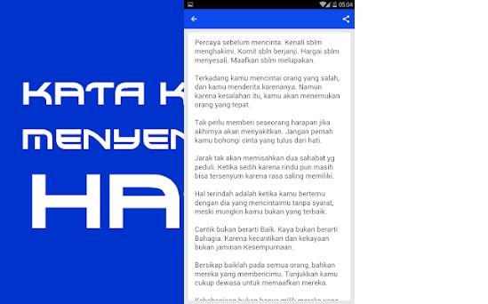 Kata Kata Menyentuh Hati On Windows Pc Download Free 11