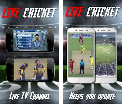 Live Cricket TV 1 0 apk download for Android • com smartinc