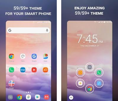 Launcher Theme for Samsung Galaxy S9/S9+ 1 0 apk download