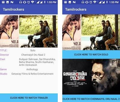 chennaiyil oru naal 2 tamilrockers download