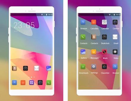 Theme for Gionee F205 on Windows PC Download Free - 1 0 0