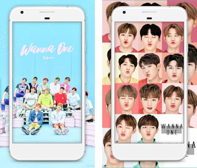 Wanna One Kpop Wallpapers Hd 20 Apk Download For Android