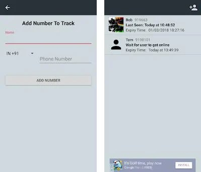 WhatsClock - Free Tracker For Whatsapp 1 4 4 apk download for