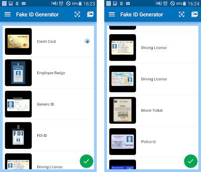 Fake ID Generator 2018 on Windows PC Download Free - 1 1 1