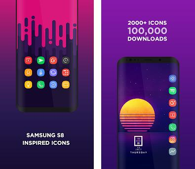 Aspire UX S8/Note 8 - Icon Pack 2 3 0 apk download for