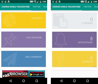 Android Mobile Tracker Free 1 1 2 apk download for Android