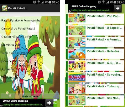 Patati Patatá free videos on Windows PC Download Free - 2 0 - com