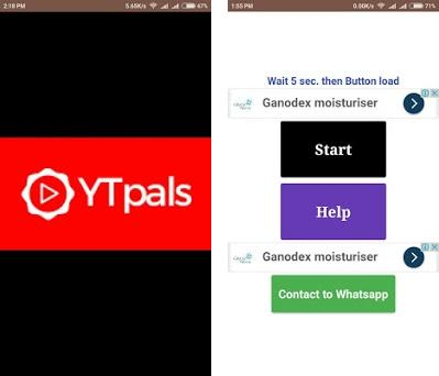 YTpals - Get Free Subscribers & Likes Now! 1 1 apk download for
