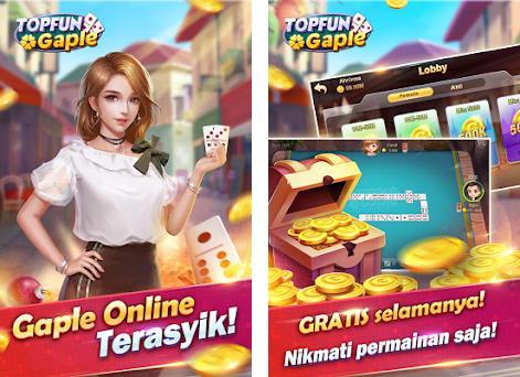 Domino Gaple Online Game Qiuqiu Free On Windows Pc Download Free 1 2 Com Topfun Gaple