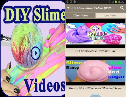 How to make slime videos with without glue apk baixar para how to make slime videos with without glue imagem da captura de tela ccuart Image collections