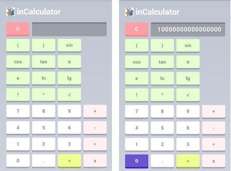 Incalculator 0 2 apk download for Android • com winCalculator