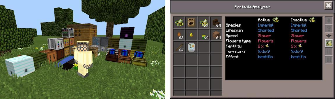 Inner Core - Minecraft PE Mods preview screenshot
