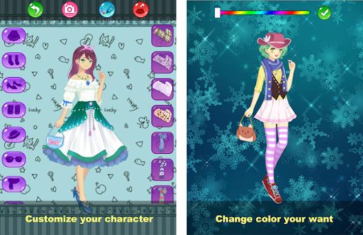Anime Boutique Doll Maker 2 0 Apk Download For Android Dressup