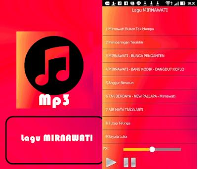 Lagu MIRNAWATI preview screenshot