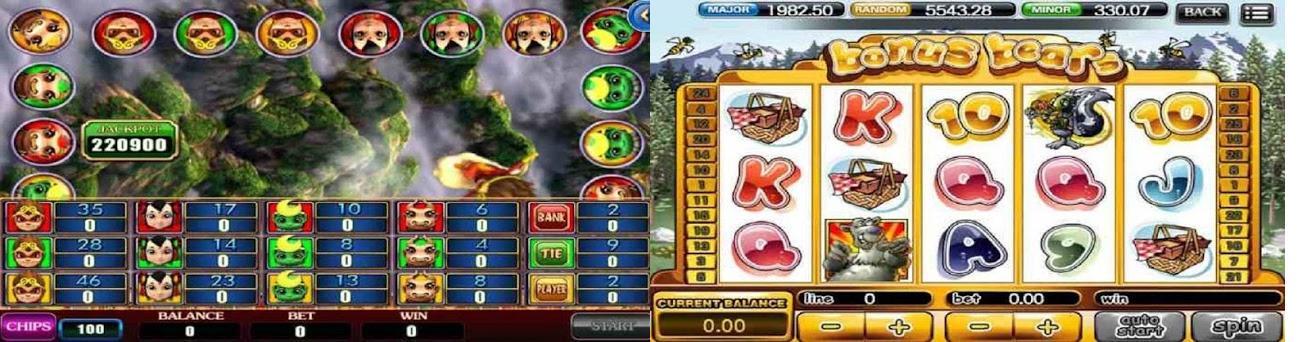 918Kiss MY Slots App preview screenshot